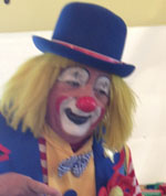 Dimples the Clown